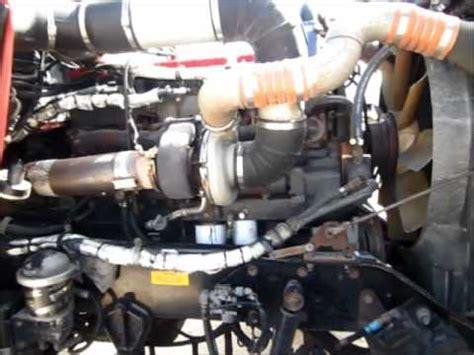 kenworth w900 engine engine focus 1999 kenworth w900 sleeper youtube
