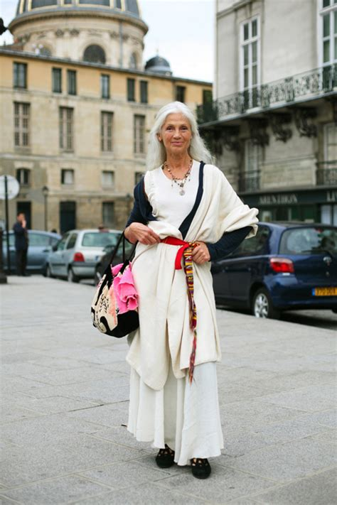 older women street style paris mature on the street left bank paris 171 the sartorialist
