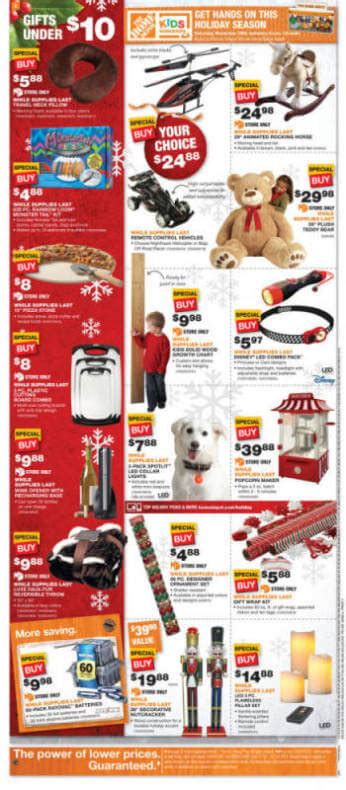 home depot black friday 2014 ad page 3