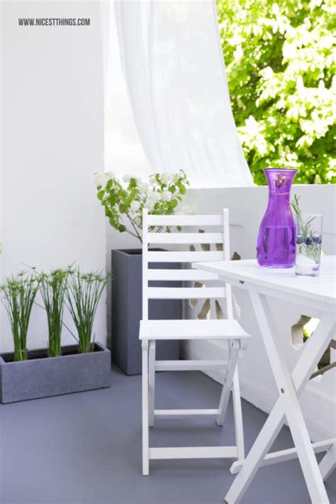 kleiner balkon kleiner balkon deko ideen das beste aus wohndesign und