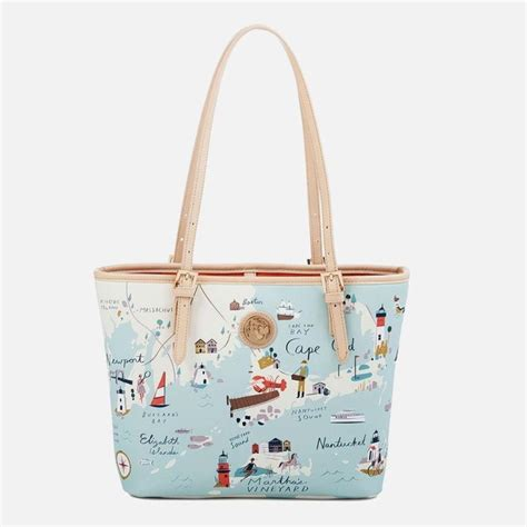 spartina  map small tote northeastern harbors