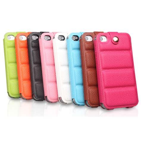 Iphone 55s Kashidun Chuan Series Leather With Button Efficient Protective Orange kashidun chuan series leather with button efficient protective for iphone 4 4s blue