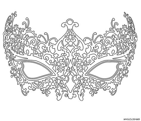 venetian masks coloring book for adults 224 best images about carnaval on carnival