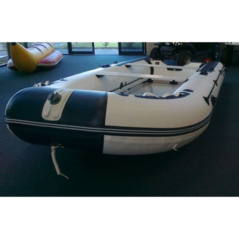 inflatable boat perth searano 4100mm inflatable boat with aluminium deck