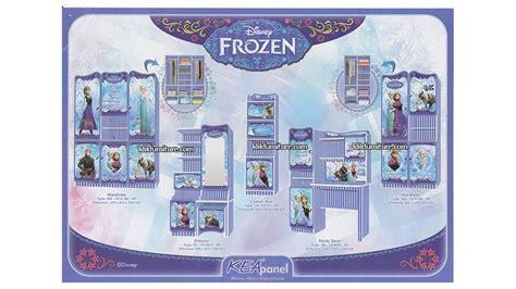 Meja Belajar Frozen Murah meja belajar frozen sd fz 9009 nf kea panel