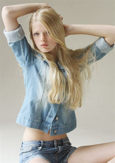 girl sweet model 100 ideas to try about blonde ambition long hair elle