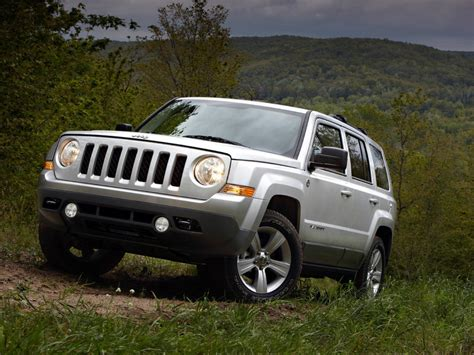 Jeep Patriot Issues Jeep Patriot Mk 2006 Present Review Problems Specs
