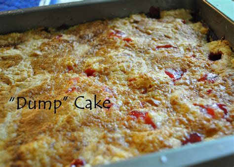famfriendsfood family recipe quot dump quot cake and quot what can i