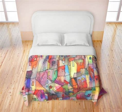 artistic bedding artistic duvet covers by dianoche designs king queen