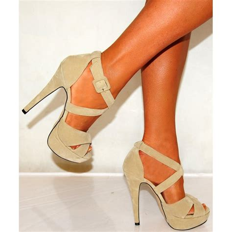 in high heels best colors to wear with beige high heels carey fashion