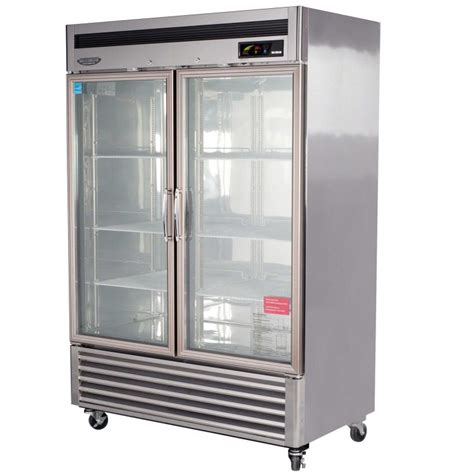 Glass Front Refrigerator For Home by Glass Front Refrigerator For Home Homesfeed