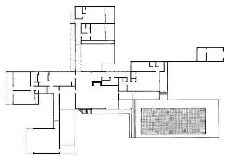 Richard Neutra House Plans Architecture Photography Kaufman House 104115