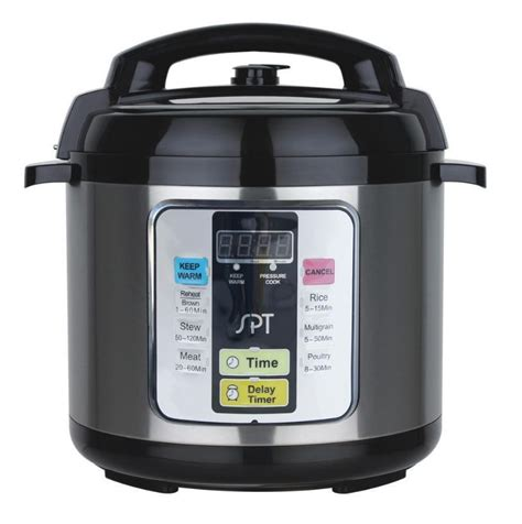 cooking pressure the ultimate electric best electric pressure cooker