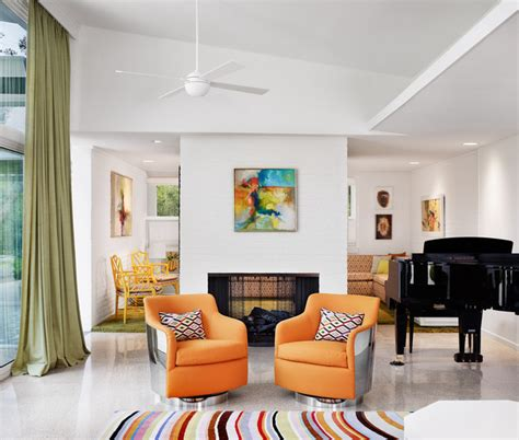 retro home design inspiration mid century modern