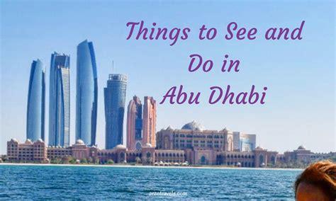 abu dhabi uae arzo travels