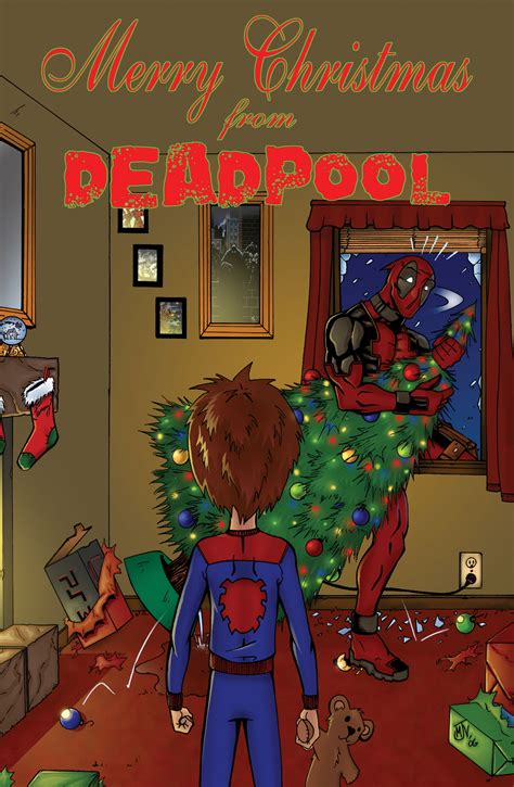 Kaos Deadpool 18 merry and happy new year forum italiano delle collection eaglemoss cmfc dcshc