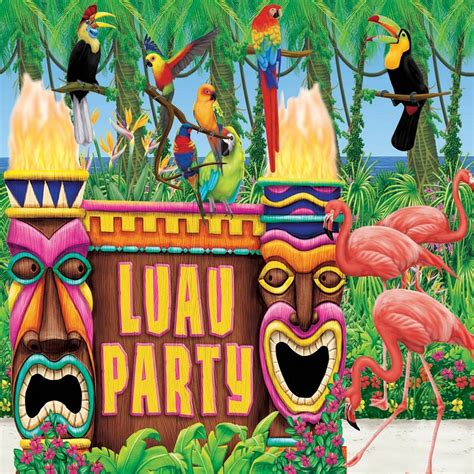 party themes luau all new pix1 luau wallpaper