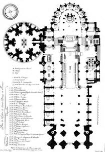 basilica floor plan basilica of st denis floorplan 04 medart pitt edu media and architecture