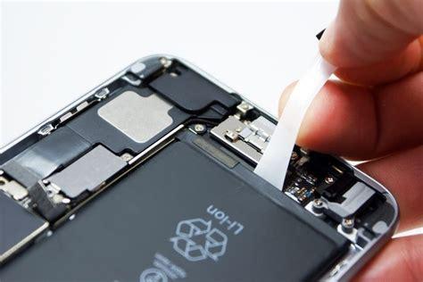 Dryer Iphone Battery iphone 6 plus take apart repair guide