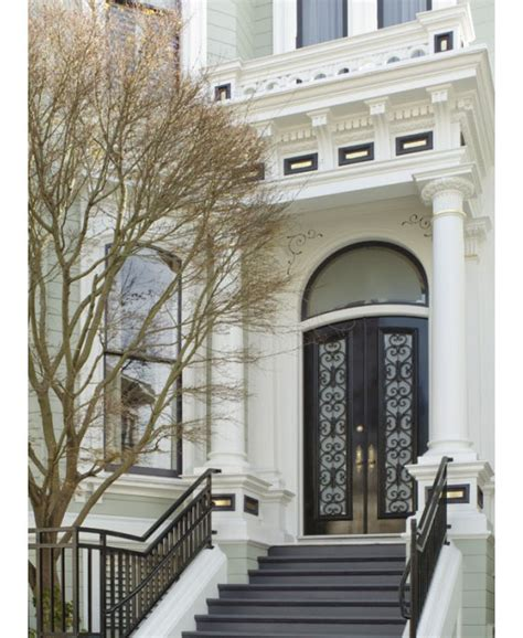 a stunning htons house with modern meets victorian san francisco pacific heights victorian 1 mend