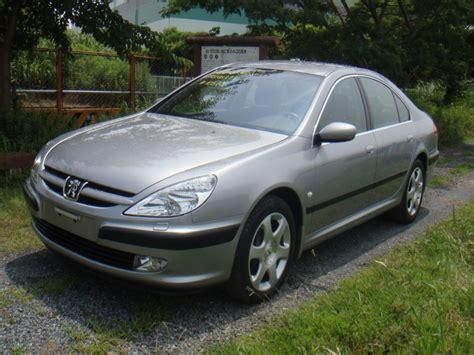 peugeot cars price list usa peugeot 607 2002 used for sale
