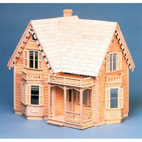 doll house kits greenleaf dollhouse kit westville dolls dollhouses