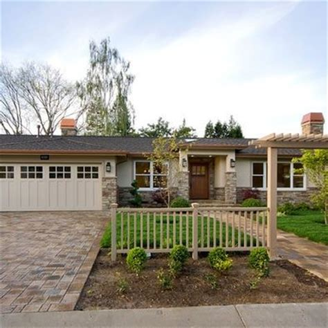 curb appeal for ranch style homes pin by waiting to adopt on backyard santuary