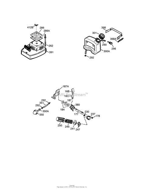 tecumseh tc  parts diagram  engine parts list