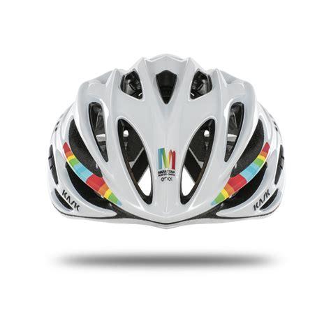 kask design helmet new kask helmet designs for 30th maratona pezcycling news