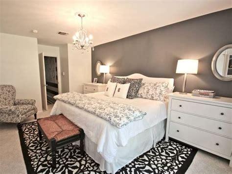 das schlafzimmer g 252 nstig einrichten schwarz wei 223 teppich
