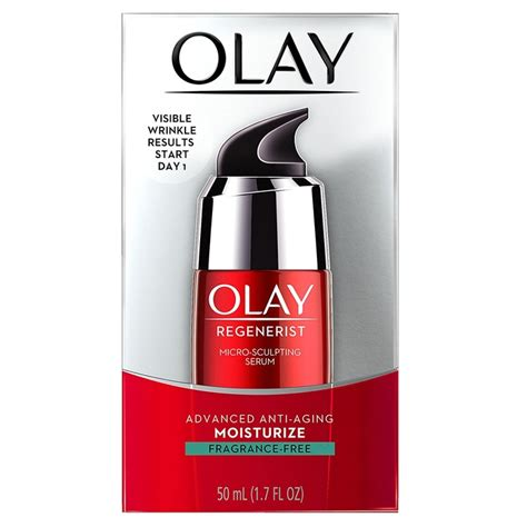 Olay Regenerist Serum 10 best drugstore serums rank style