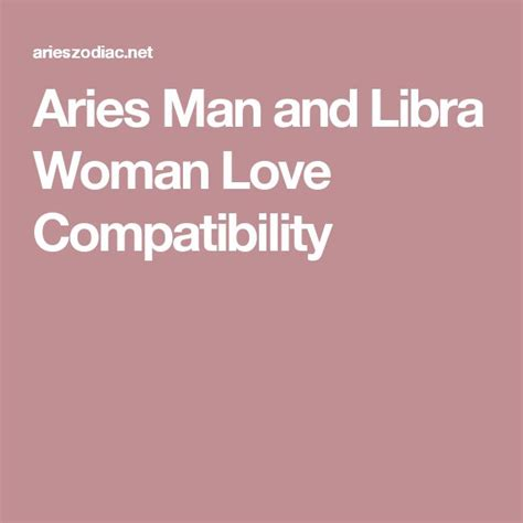 aries man and libra woman love compatibility quote end
