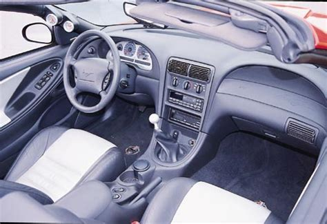 1999 Ford Mustang Interior Parts by Image Gallery 99 Mustang Interior