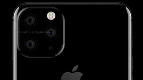 iphone xi max   max  images show triple camera feature
