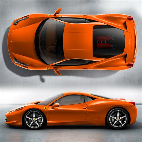 orange ferrari image gallery orange ferrari 458 italia