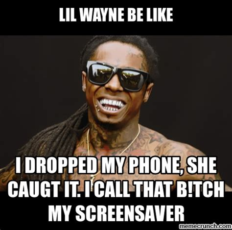 Lil Wayne Meme - lool lil wayne be like x celebrities pinterest lil