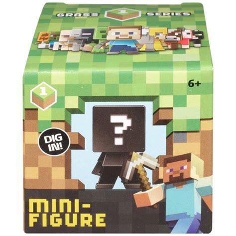 Blind Minecraft Minecraft Mini Figure