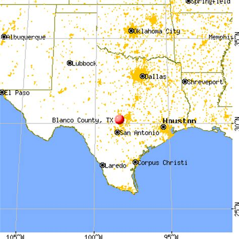 blanco county texas map blanco county texas detailed profile houses real estate cost of living wages work