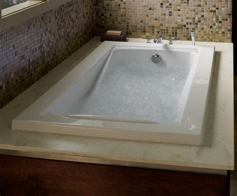 houzz bathtubs green tea 5 x 36 quot everclean air bath modern bathtubs