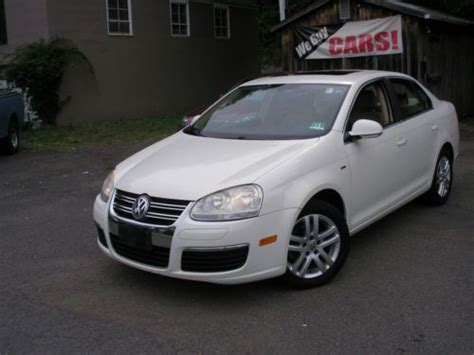 how to sell used cars 2007 volkswagen new beetle seat position control buy used 2007 volkswagen jetta wolfsburg edition sedan 4 door 2 5l in mahwah new jersey united