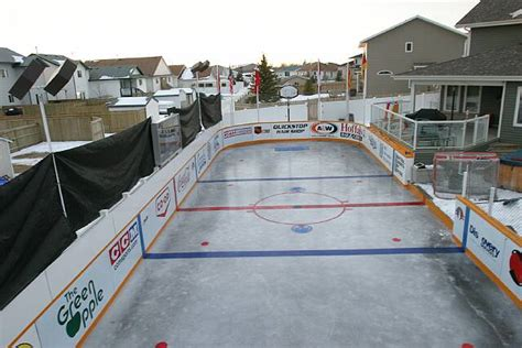 rink in backyard malton ontario canada jokes