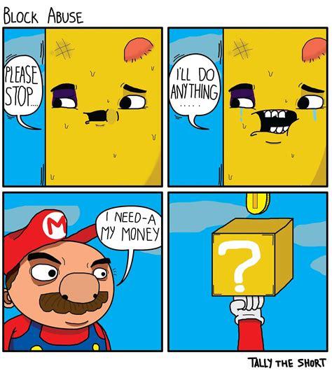 Mario Meme Game