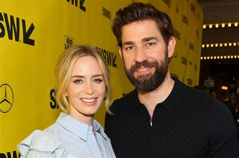 Finding Out Hes Married by Krasinski Says A Customs Was Shocked To Find