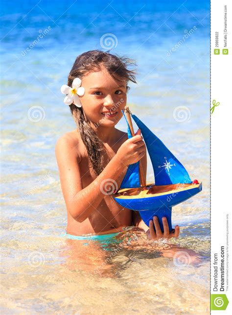 little girl models beach little girl at the beach stock photography image 29869822