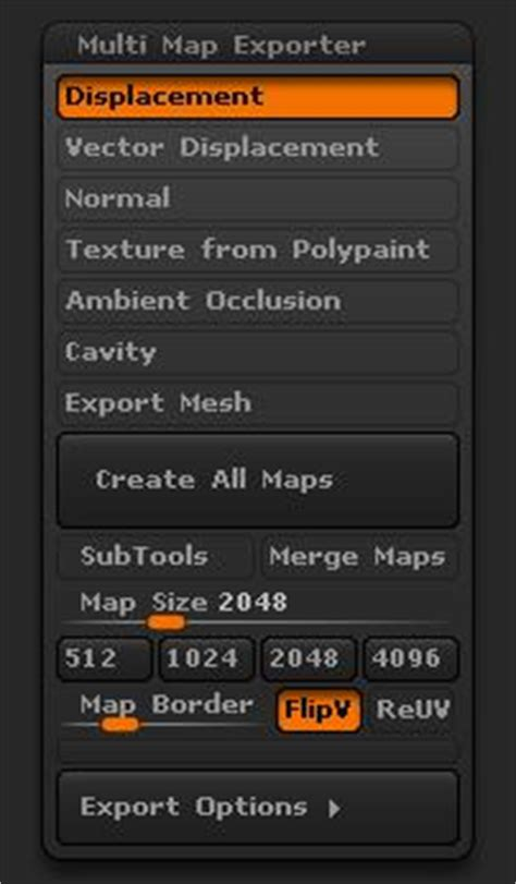 zbrush tutorial interface zplugin interface zbrush docs