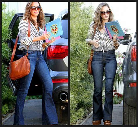 jessica alba flare jeans marlene jeans on pinterest jessica alba jeans and kate
