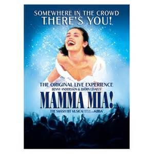 Mamma mia the musical london mother s day gift experience mother s