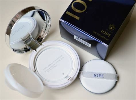 Eyeliner Iope iope air cushion xp spf 50 c21 with 15g refill