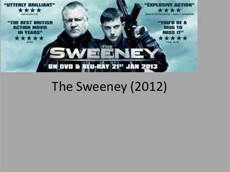 The Sweeney 2012 The Sweeney 2012 Case Study