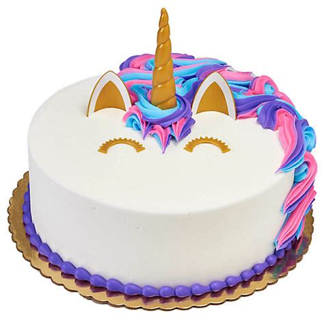 10 inch unicorn cake theme cakes shop h e b everyday low prices
